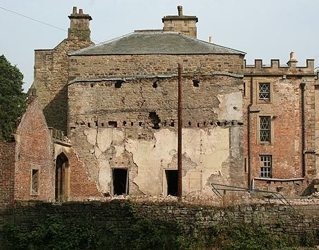 Hamsterley Hall