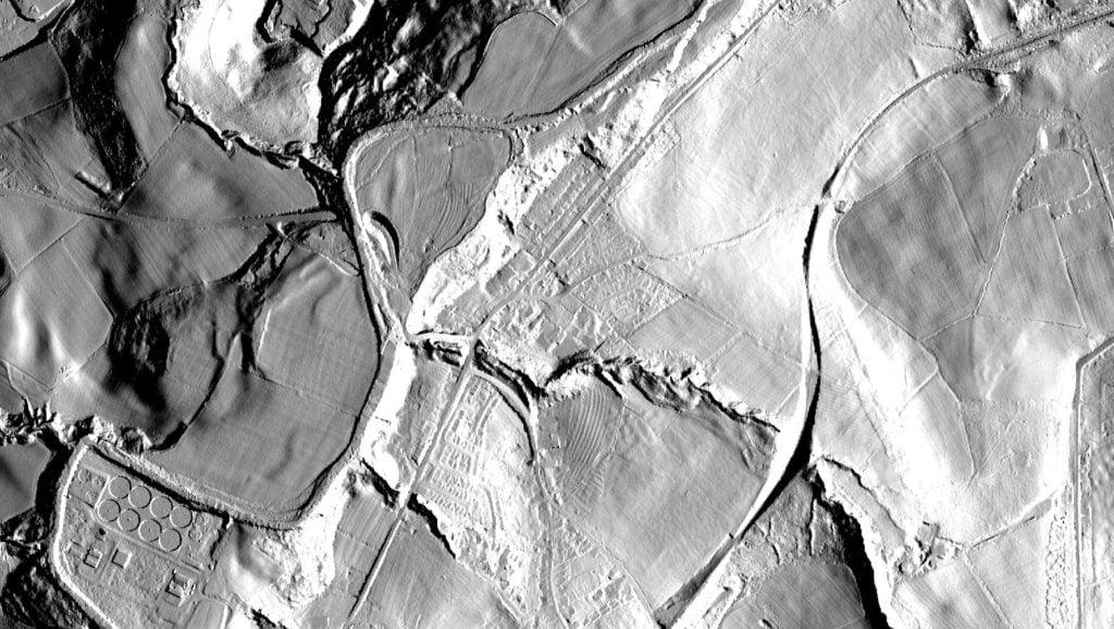 Ebchester LIDAR