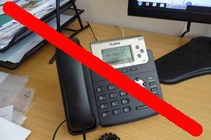 Landline phone issues