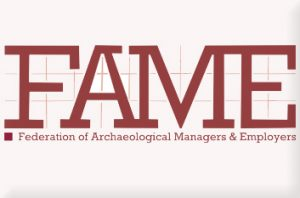 Federation of Archaeological Managers & Employers member